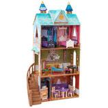 """Maison de poupées en bois """"Arendelle Palace Disney® La Reine des neiges"""""""