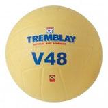 Ballon de volley-ball caoutchouc cellulaire