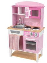 """Cuisine enfants en bois """"Home cookin"""""""