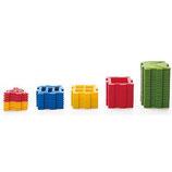 Les mini-blocs 56 pièces