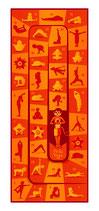 Tapis Péda-Yoga enfants