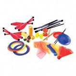 Kit de jonglerie 15 élèves