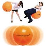 Balle géante lestée Exerweight