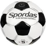 Ballon de football lesté