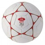 Ballon de football terrain stabilisé
