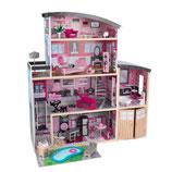 """Maison de poupées en bois """"Sparkle Mansion"""""""