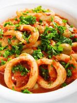 Calamari Siciliana
