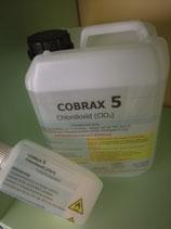 COBRAX® 5 (Set 5 kg zur Herstellung von ca. 5 kg Chlordioxidlösung)