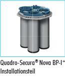 Quadro-Secura Nova BP-I (Installationsteil )
