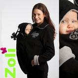 Veste de grossesse et de portageperle M, Zoli