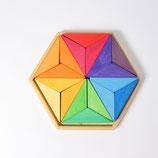 Puzzle étoile, Grimm's