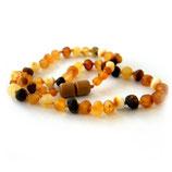 collier d'ambre pour bébés et enfants
