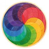 petite  spirale coloré, Grimm's