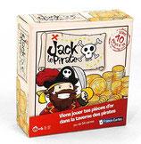 Jack le pirate, France cartes