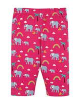 "short fuchsia ""éléphants"", Frugi"