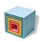 grands cubes à empiler pastels, Grimm's