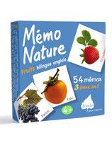 Memo Nature, les fruits, Betula