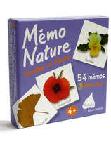Memo Nature, feuilles et fleurs, Betula