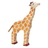 girafe, Holztiger