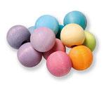 hochet perles tons pastels, Grimm's