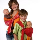 BB-sling pour poupées