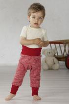 pantalon en laine gratée, Cosilana