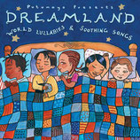 CD dreamland for kids, Putumayo