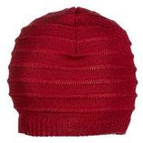 """bonnet fin """"Lille"""" rouge, Reiff"""
