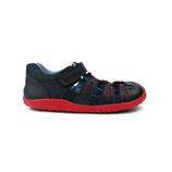 sandales Summit bleu/rouge I-Walk, Bobux