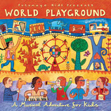 CD playground for kids, Putumayo