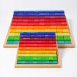 blocs à compter multicolores grand format, Grimm's