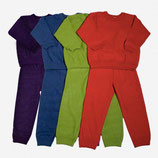 pyjama 2 pcs en laine mérinos, Cosilana