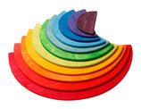 demi-cercles colorés, Grimm's