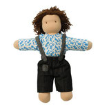 petite poupée 26-28cm, Hoppa