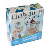 Château de cartes, France cartes