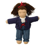 petite poupée 26cm, Hoppa