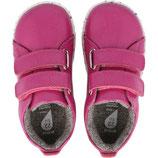 chaussures cuir framboise I-Walk, Bobux