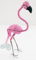 Perlentier-Flamingo