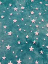 Sterne türkis