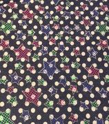 Jeans Sterne mit Glitzer