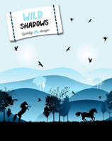 Wild shadows Pferde