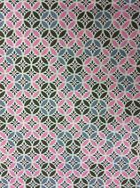 Cluster rosa-braun-grau