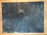 Tischset Leder grau