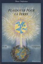 Plaidoyer pour la Terre, brochure originale 1989