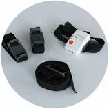 Strap Befestigung bionicGAIT für Unterschenkel und Oberschenkel