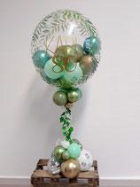 Bubble-Geschenkballon personalisiert