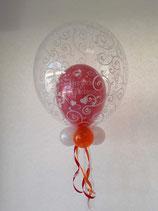 Bubble Glückwunsch