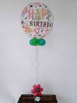 Bubble Geburtstag