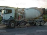 Camión hormigonera MERCEDES seminuevo  4 ejes año 2008