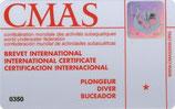 Wochenend - Tauchkurs zum CMAS* (Bronze)